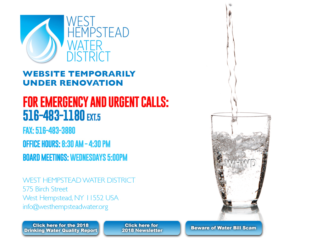 West Hempstead Water District